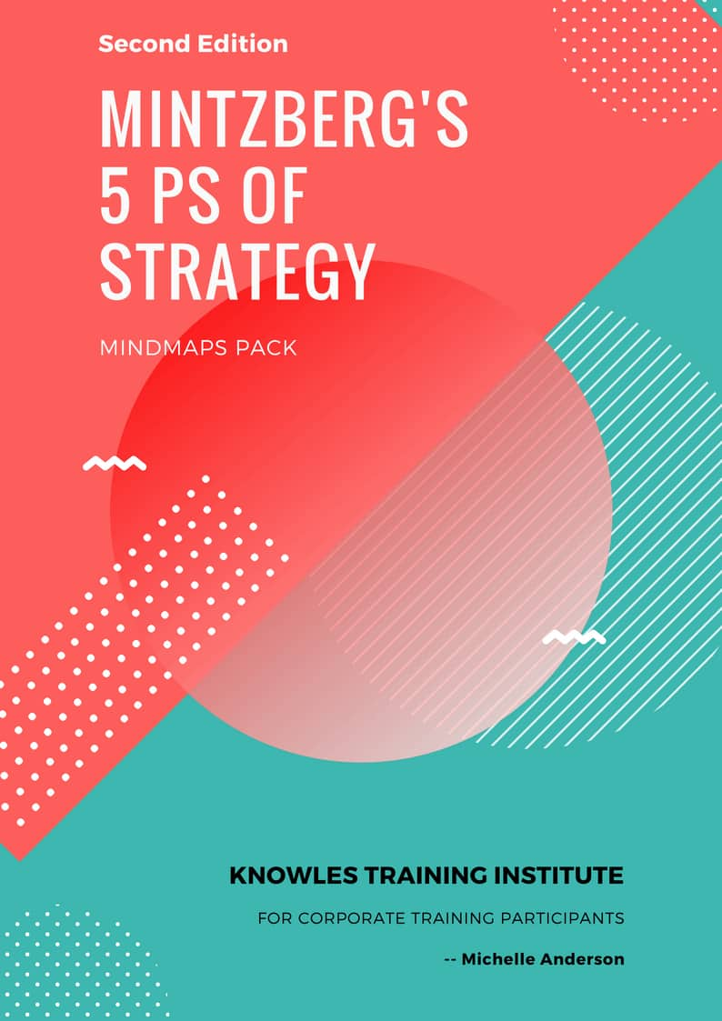mintzberg 5 ps of strategy