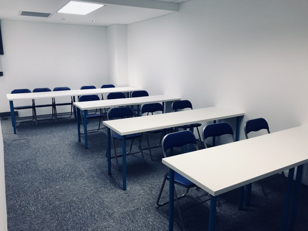 Classroom Rental in Singapore