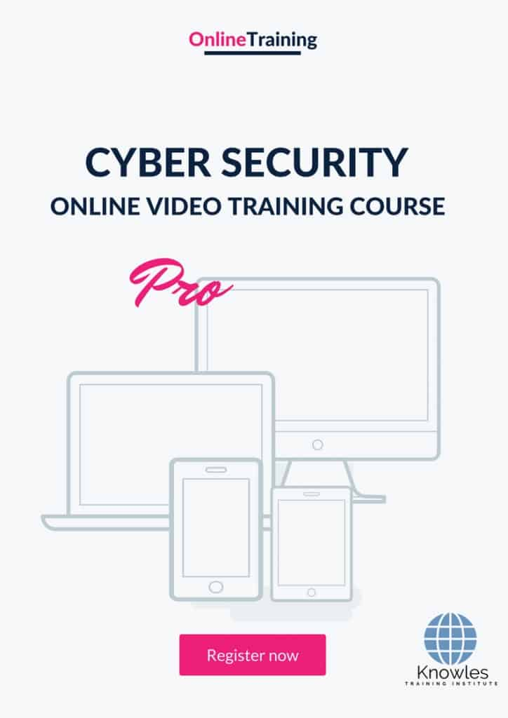 Cyber Security Training Course In Singapore Knowles