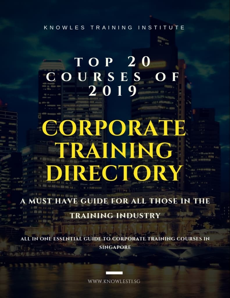 Corporate Training Courses Singapore