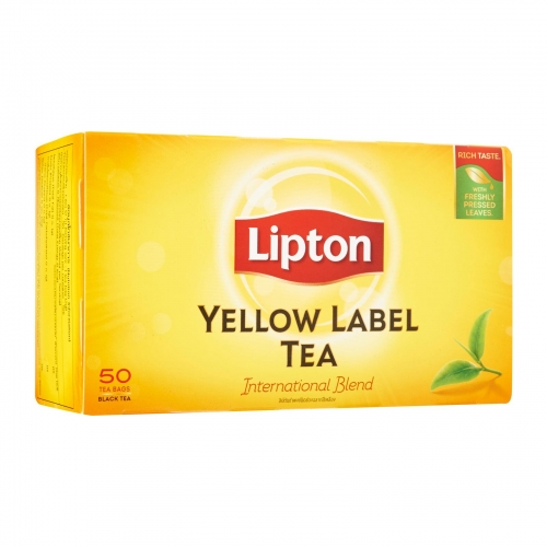 Lipton Yellow Label Tea (50x2g)