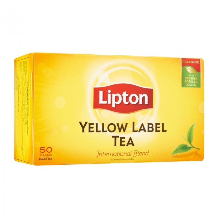 Lipton Yellow Label Tea (50x2g)