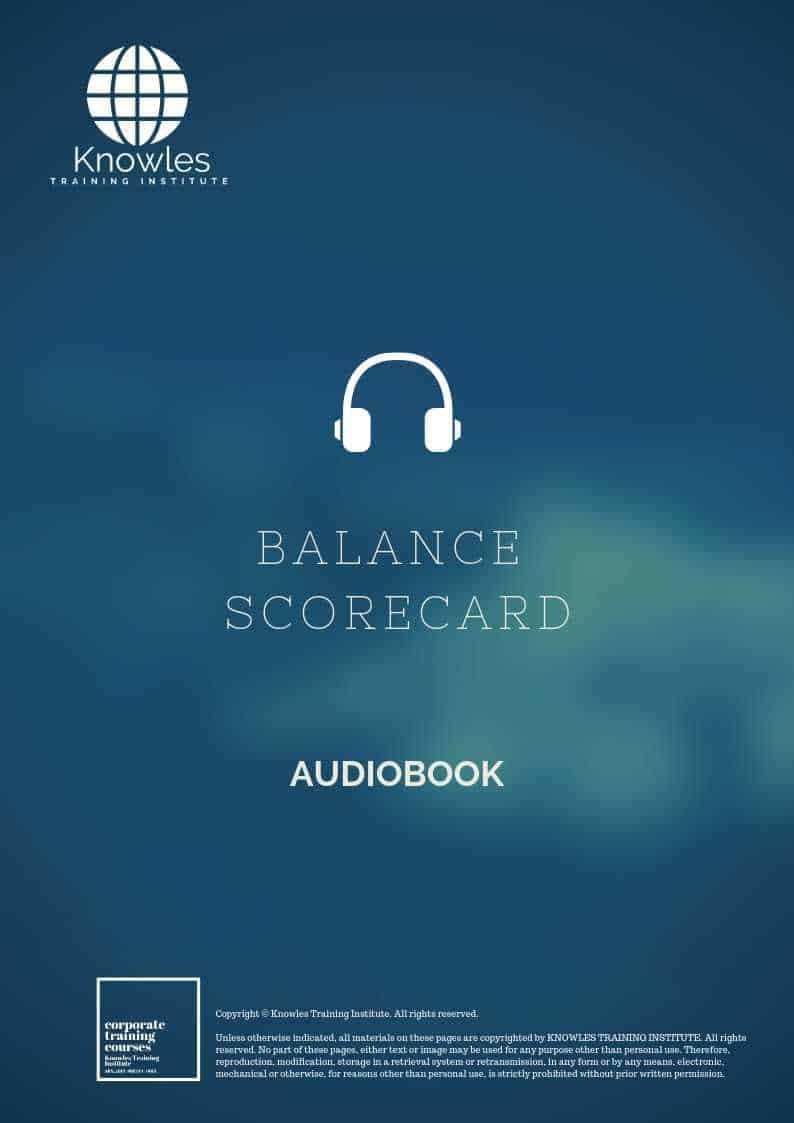 The Balanced Scorecard Essentials Audiobook