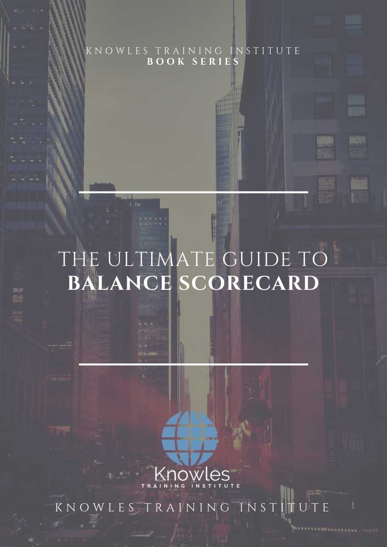 The Balanced Scorecard Essentials Ebook
