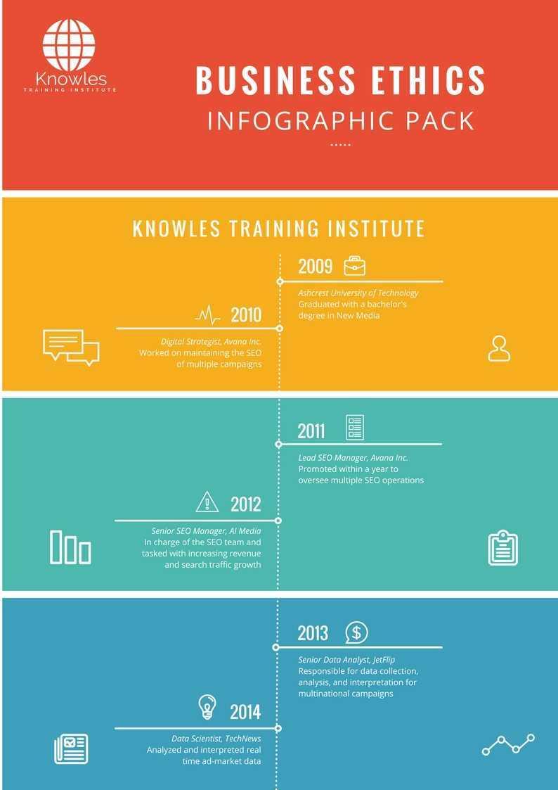 Business Acumen Infographics