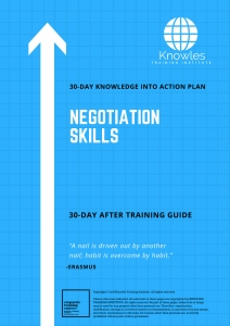 negotiation skills training singapore