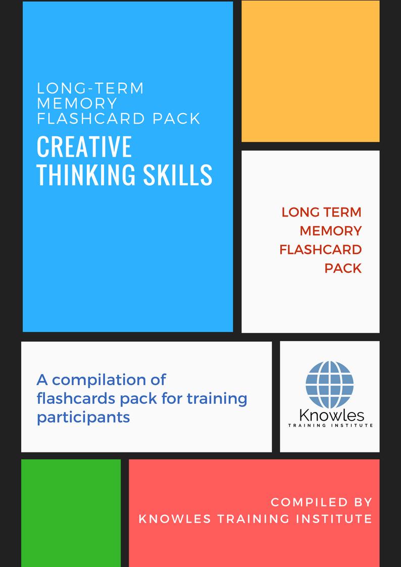 Creative Thinking Training Course
