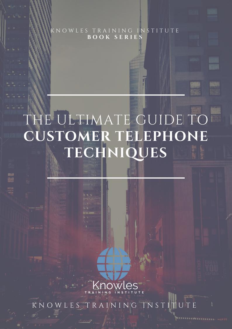 Customer Telephone Techniques Course