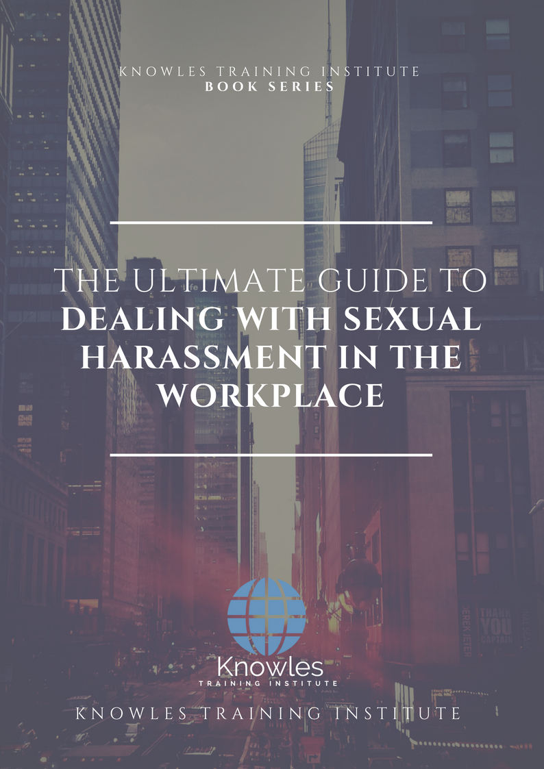 Dealing With Sexual Harassment In The Workplace Course