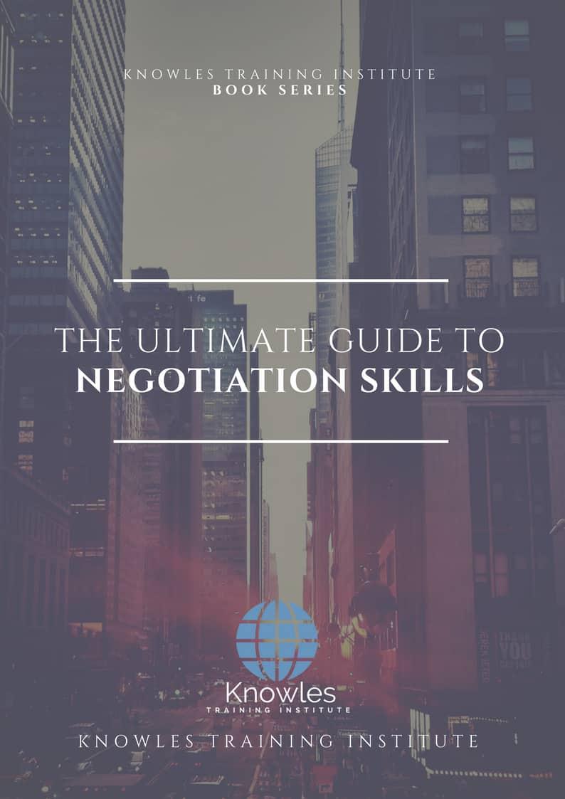 Essentials Ebook For Negotiation Skills
