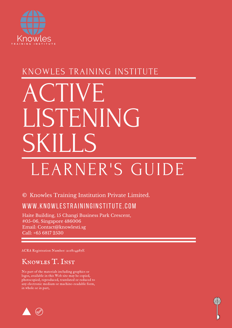 Active Listening Skills Course