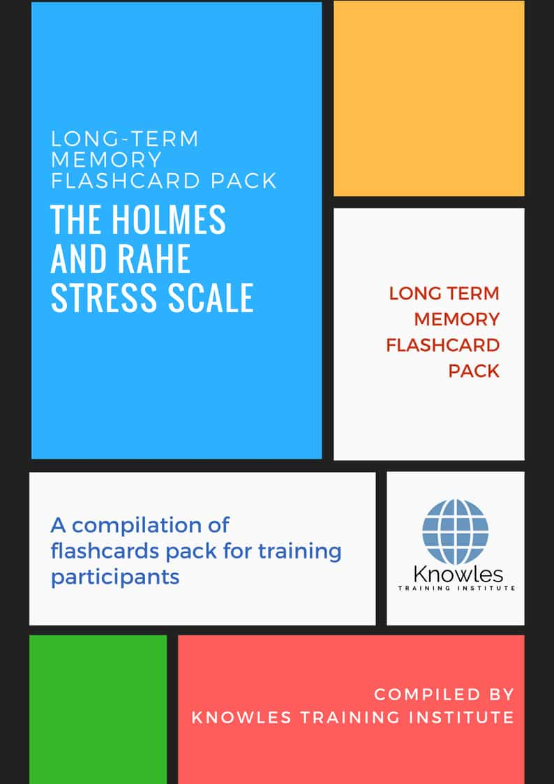 Holmes-rahe Life Stress Inventory Download