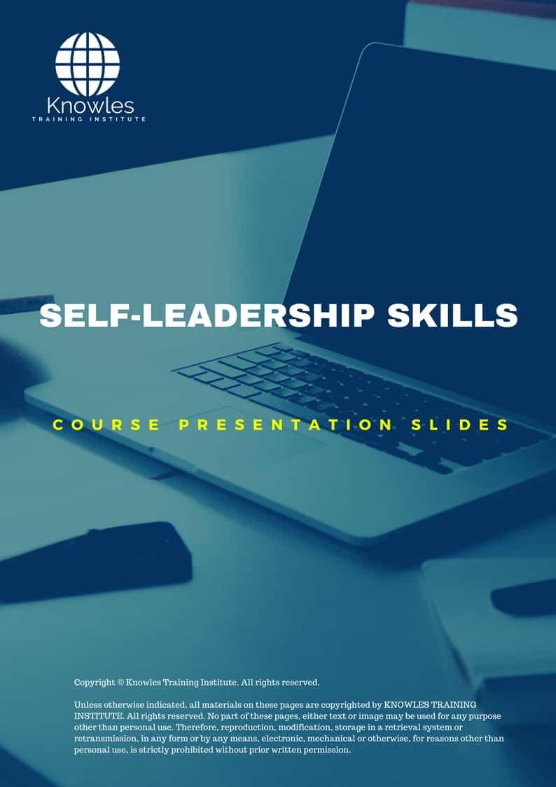 Self-Leadership Training Course