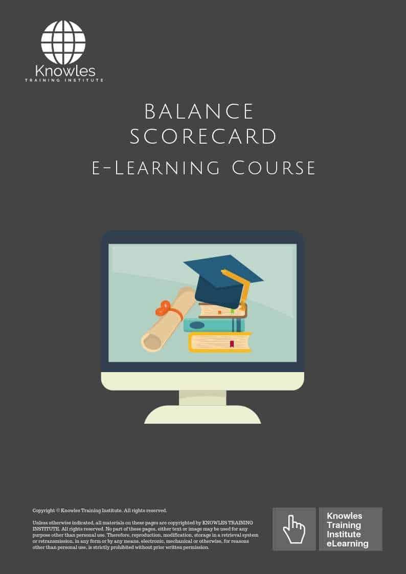 The Balanced Scorecard E-Learning Course