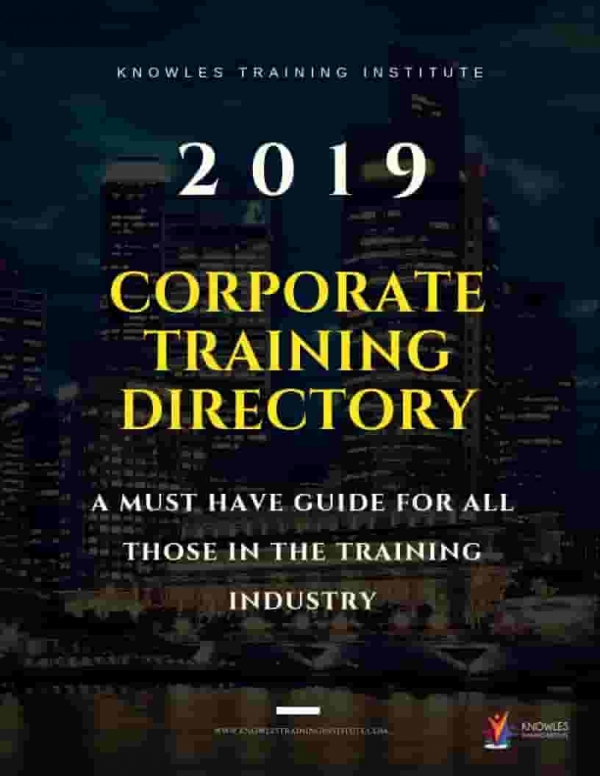 Corporate Training Courses in Singapore