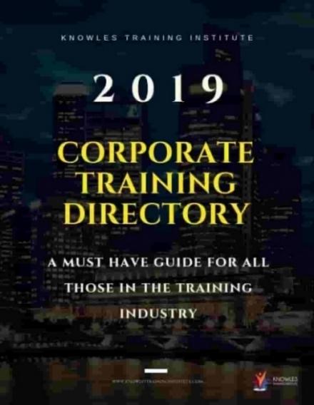 Corporate Training Courses in Singapore